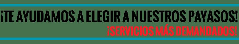 servicios payasos pingu