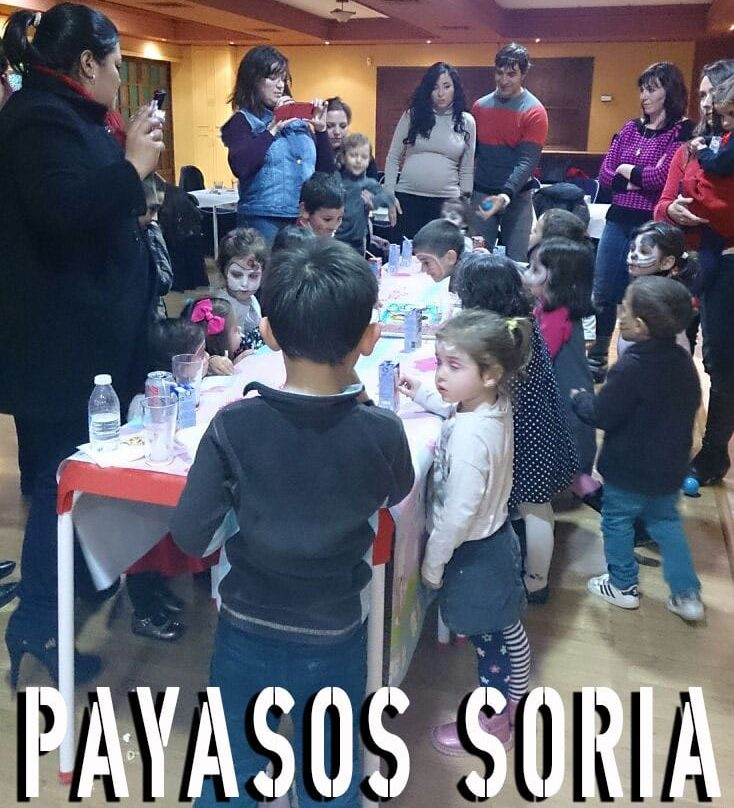 Payasos en Soria