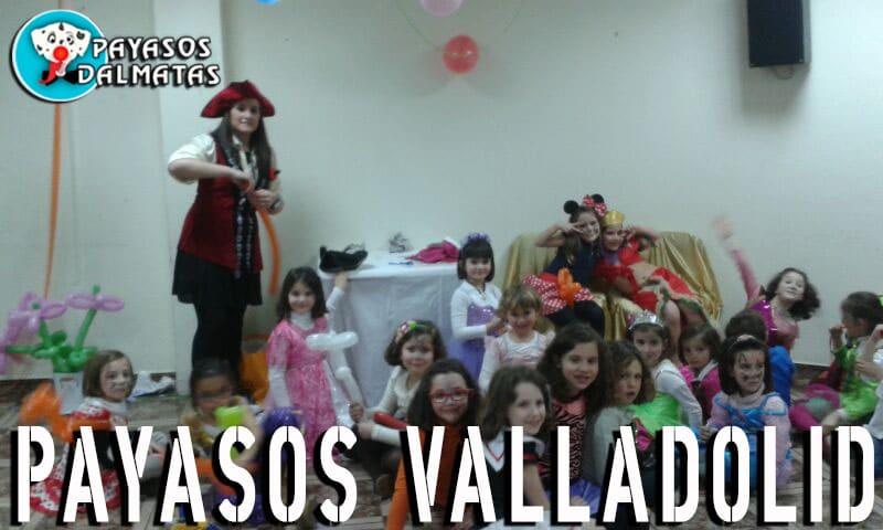 Payasos en Valladolid