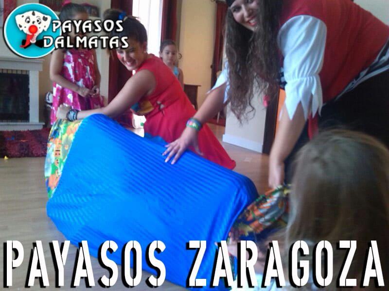 Payasos en Zaragoza