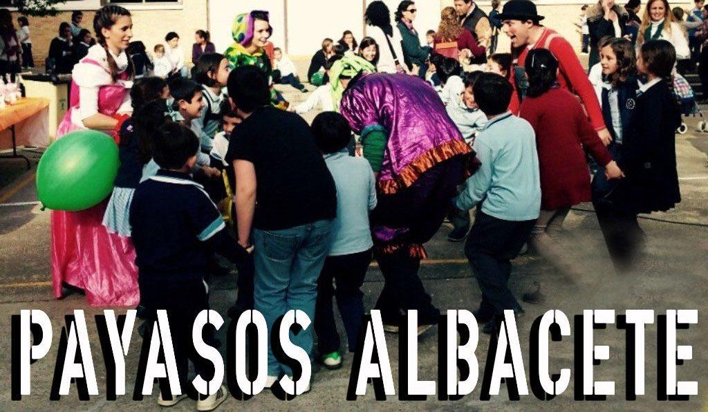 Payasos en Albacete