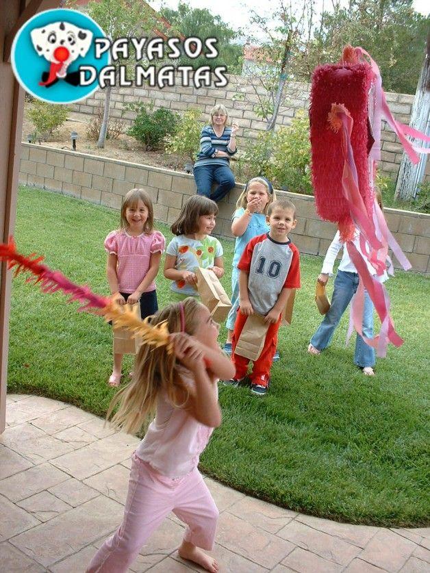 Piñata Payasos