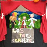 Teatro de guiñol para niños