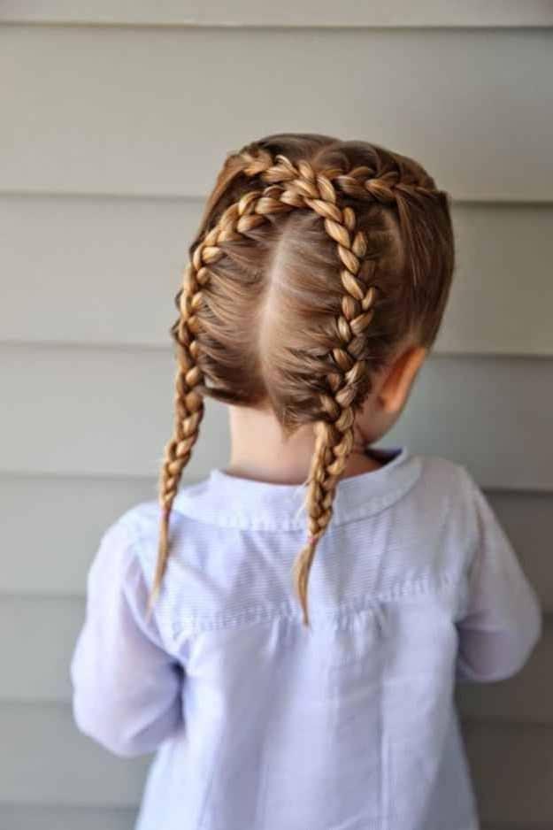 Trenzas braids
