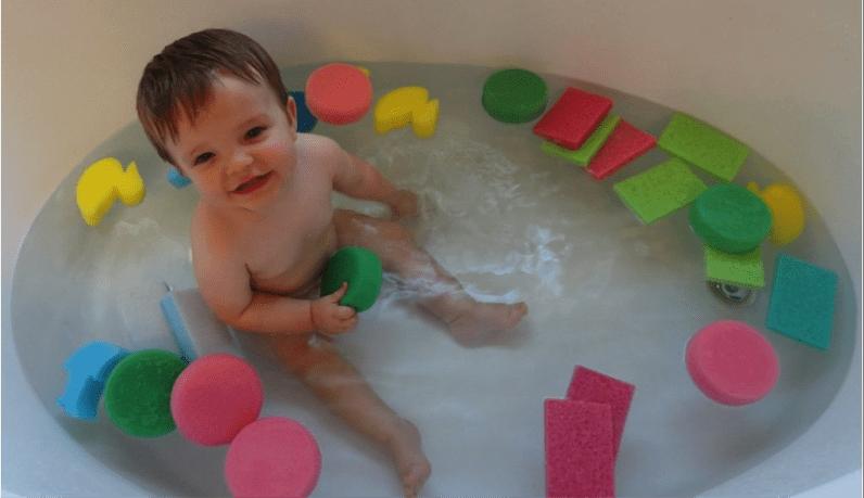 juegos para la bañera