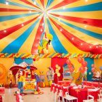¡Se acerca la fiesta del circo más divertida jamás contada!