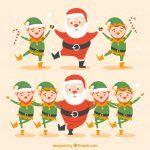 ¡La emocionante historia del ayudante de Papá Noel!
