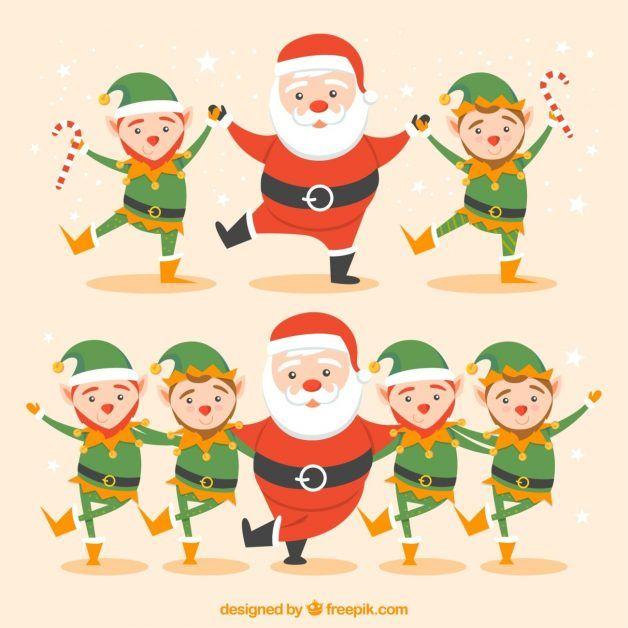 ayudante de Papá Noel