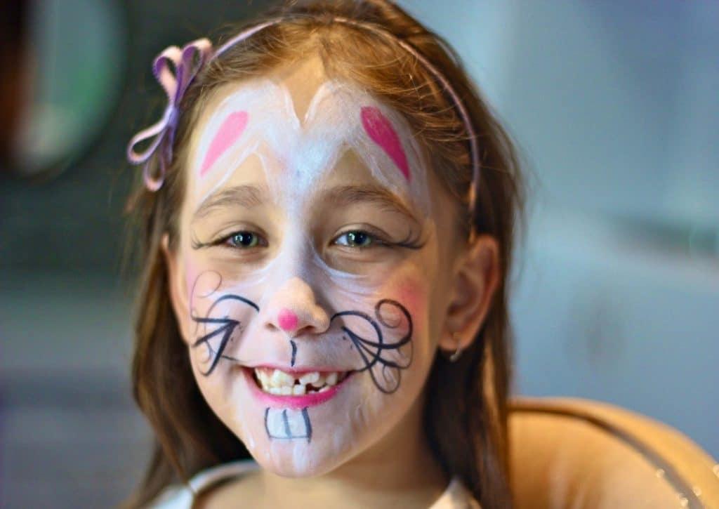 Maquillaje de conejita
