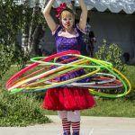 ¡Prepara una fiesta del circo con juegos de payasos divertidos!