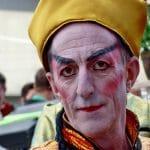 ¡Ideas de maquillaje de Carnaval para hombre en 2017!